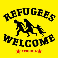 Refugees Welcome Perugia