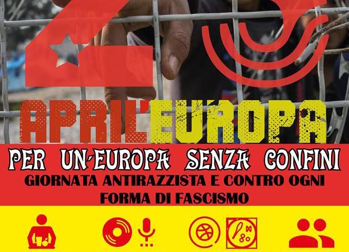 25 APRIL'Europa