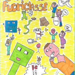 Il fumetto FUORICLASSE