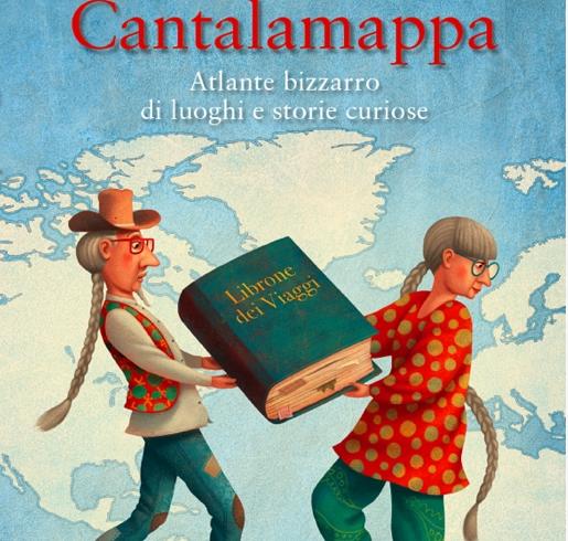 """Radio LR 21 – Radiodramma liberamente ispirato al libro """"Cantalamappa"""""""